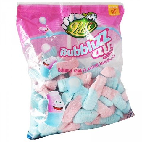 BULK SWEETS -  BUBBLIZZ AIR -  1 KG BAG