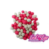 PINK AND WHITE PEANUTS -  BULK SWEETS
